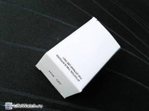 Лампы H10 с ebay. Упаковка