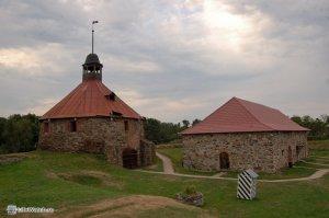 Старая крепость в Приозерске