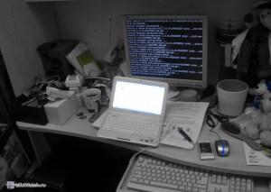 Глубокая ночь за установкой LinuxMCE...на нотике читаю форум