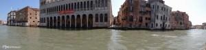 Венеция. Панорама с воды