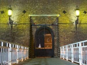 Ворота в Коломенский кремль