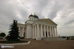 Воскресенский собор в Арзамасе
