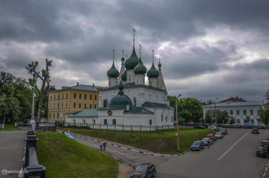 Церковь Спаса Преображения на Городу
