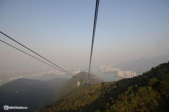 Канатная дорога. Гонконг