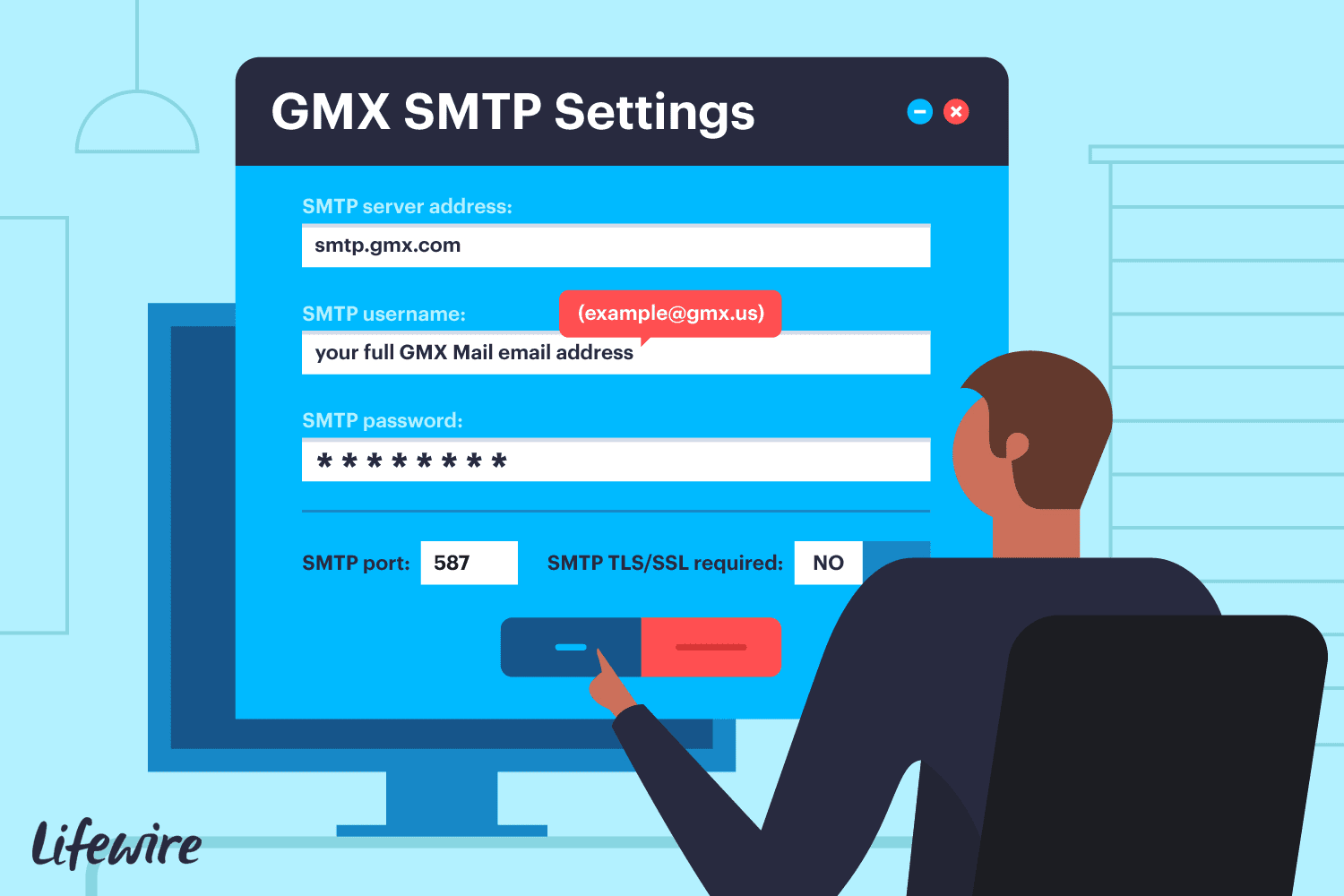 Gmx Smtp Settings For Sending Mail - Gmx Homepage