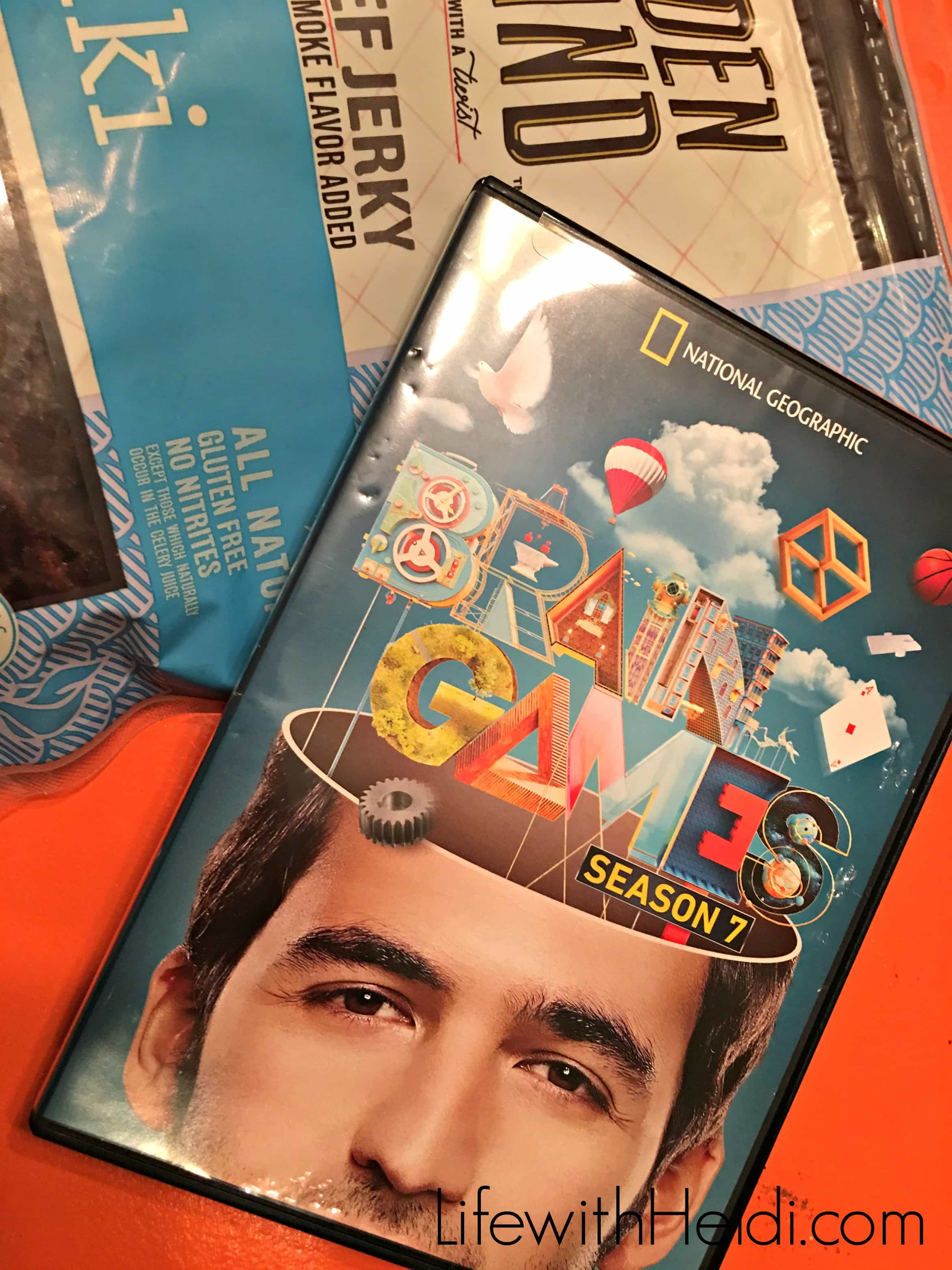 Brains Games Brain Games The Complete Collection Life With Heidi
