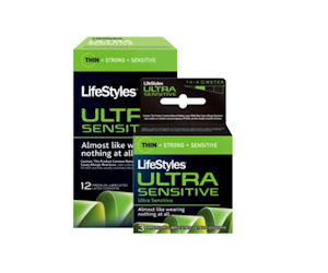 Free Lifestyles Ultra Sensitive Condom Sample | Life With ...