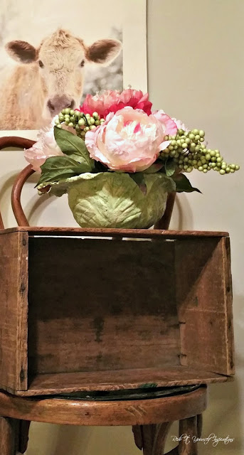 Cabbage Centerpiece - Redo It Yourself Inspiration - HMLP 78 - Feature