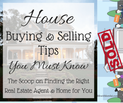 House Buying and Selling Tips You Must Know - Life With Lorelai