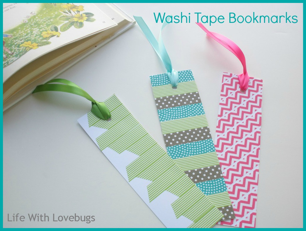 Washi Tale 8 Washi Tape Projects To Make Back To School Less Traumatizing