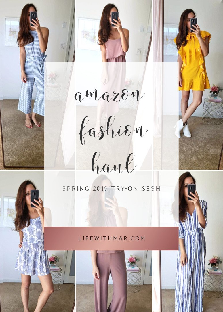 Amazon Fashion The Best Spring 2019 Amazon Fashion Finds Life With Mar