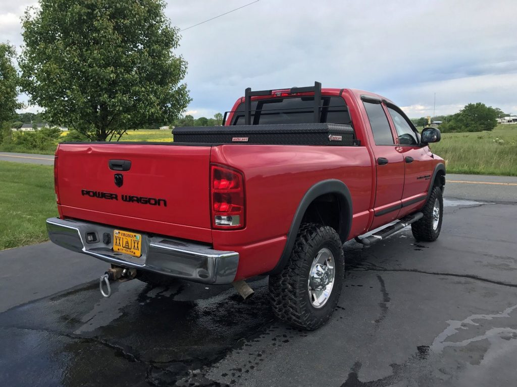 Reliable Truck 2005 Dodge Power Wagon Lifted For Sale
