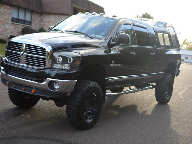 Loaded 2006 Dodge Ram 2500 Laramie Lifted For Sale