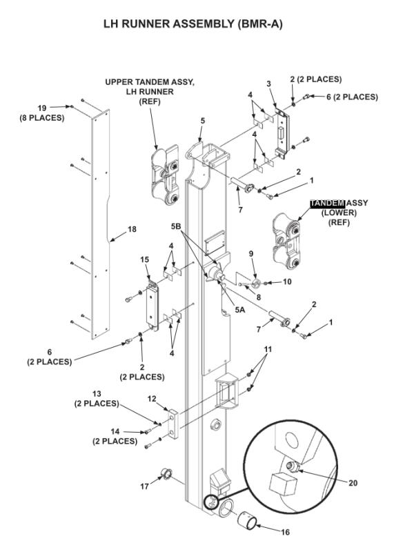 eagle liftgate wiring diagram