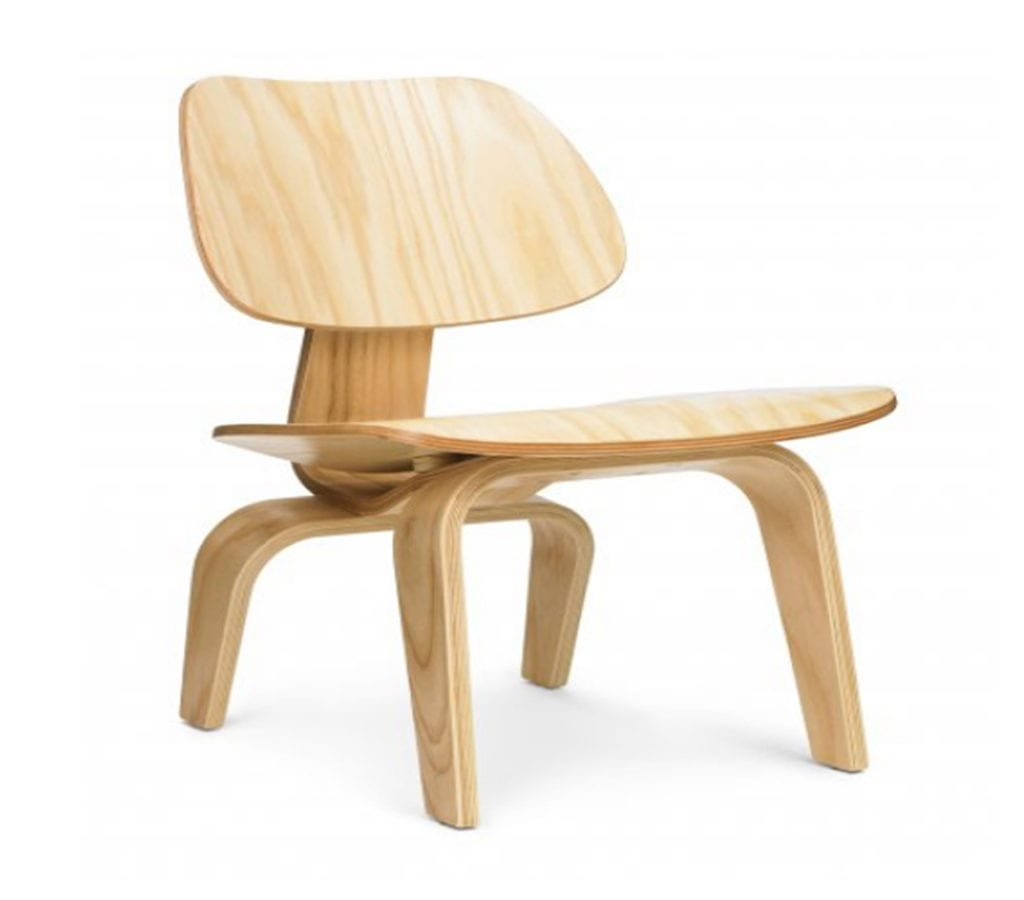 Eames Plywood Chair Charles And Ray Eames Style Lcw Chair