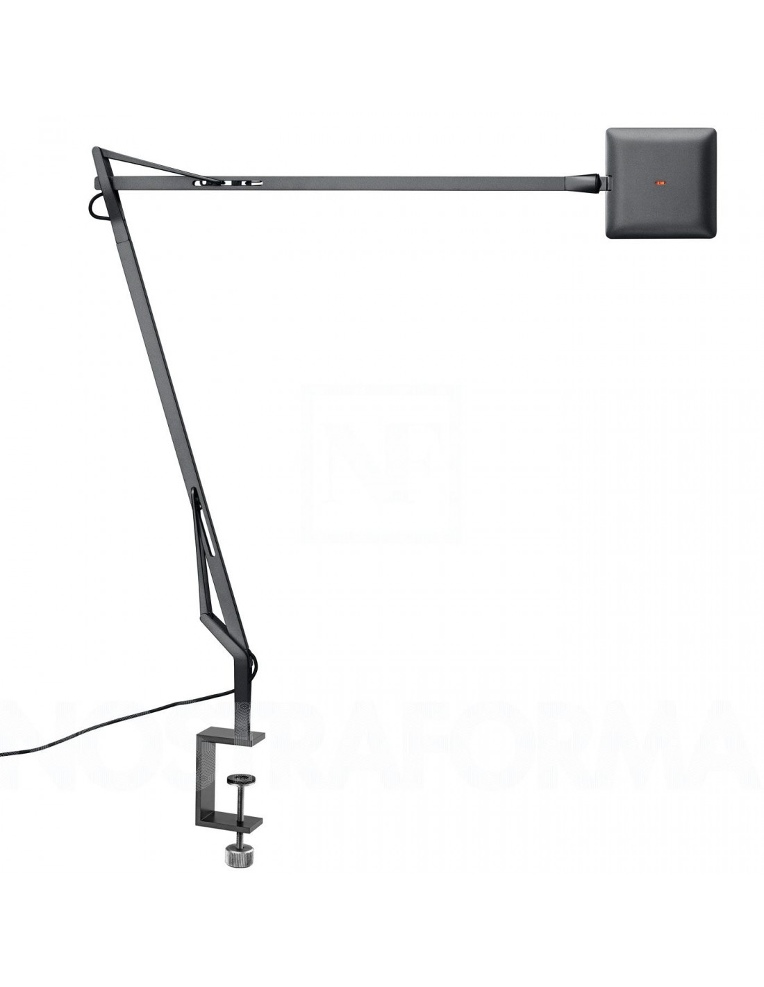 Flos Led Verlichting Flos Kelvin Led Clamp - Lightandshade