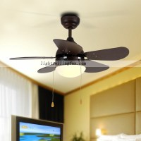 30inch wooden kids ceiling fan with light  Ceiling Fan Light