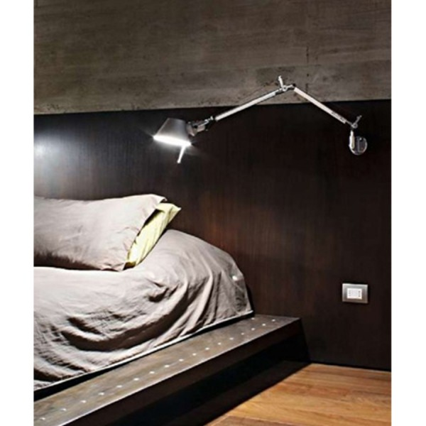 Chaises Alu Tolomeo Micro Parete Artemide - Light City Paris