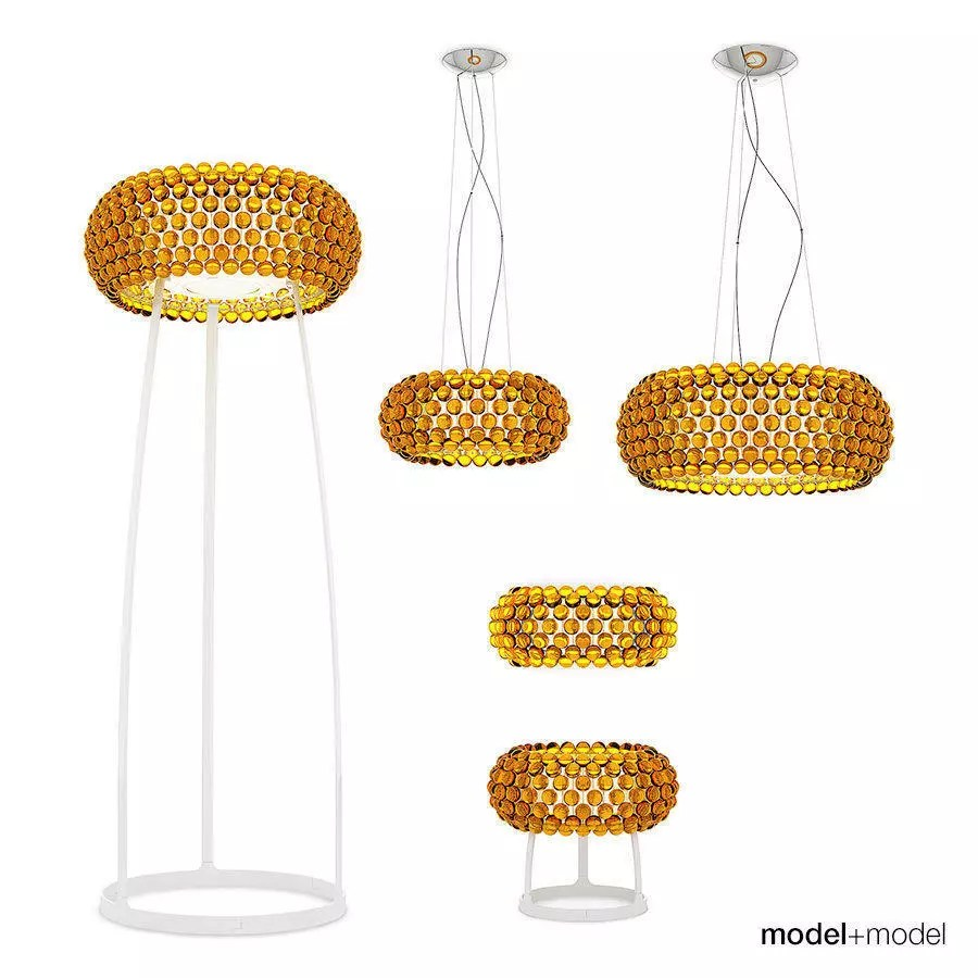 Foscarini Lights Foscarini Caboche Media Suspension