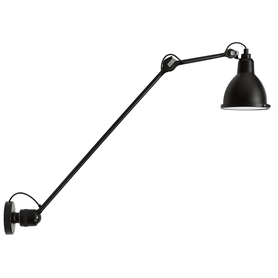 Lampe Gras Dcw Edition Lampe Gras No304 Xl 75 External Sea Black Lamp Body