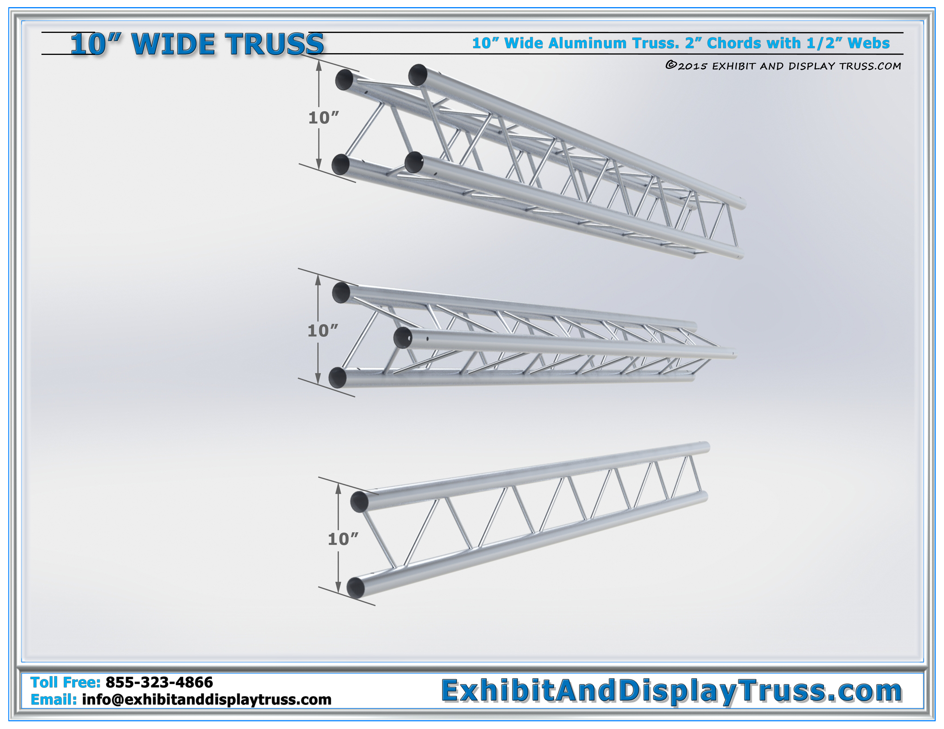 Aluminum Truss Displays Booths Exhibit Booths And Custom