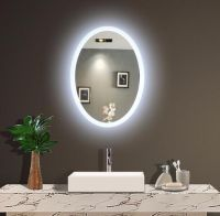 Backlit Mirrors for Bathrooms | Backlit wall Mirrors ...