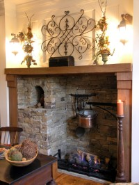 Fireplace for cooking | Light fireplace