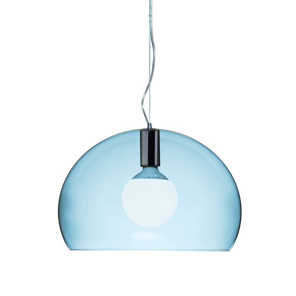 Suspension Transparente Small Fl Y Suspension Transparent By Kartell In Canada