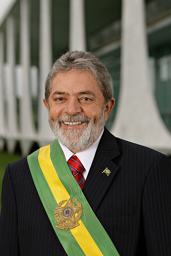 Luiz Inácio Lula da Silva, 35th President of t...