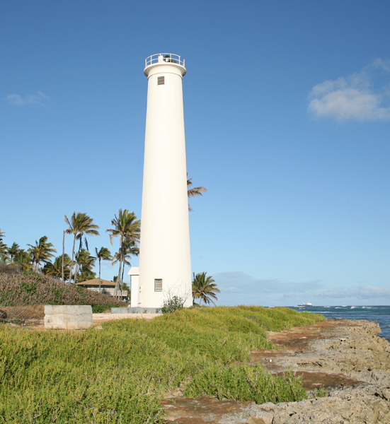 Barbers Point Lighthouse, Hawaii at Lighthousefriends - construction change order form