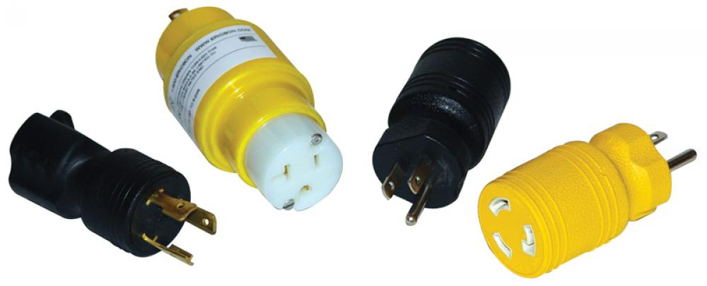 ADPTR- L5-20P TO 5-20R  1740 Bayside Electric Supply