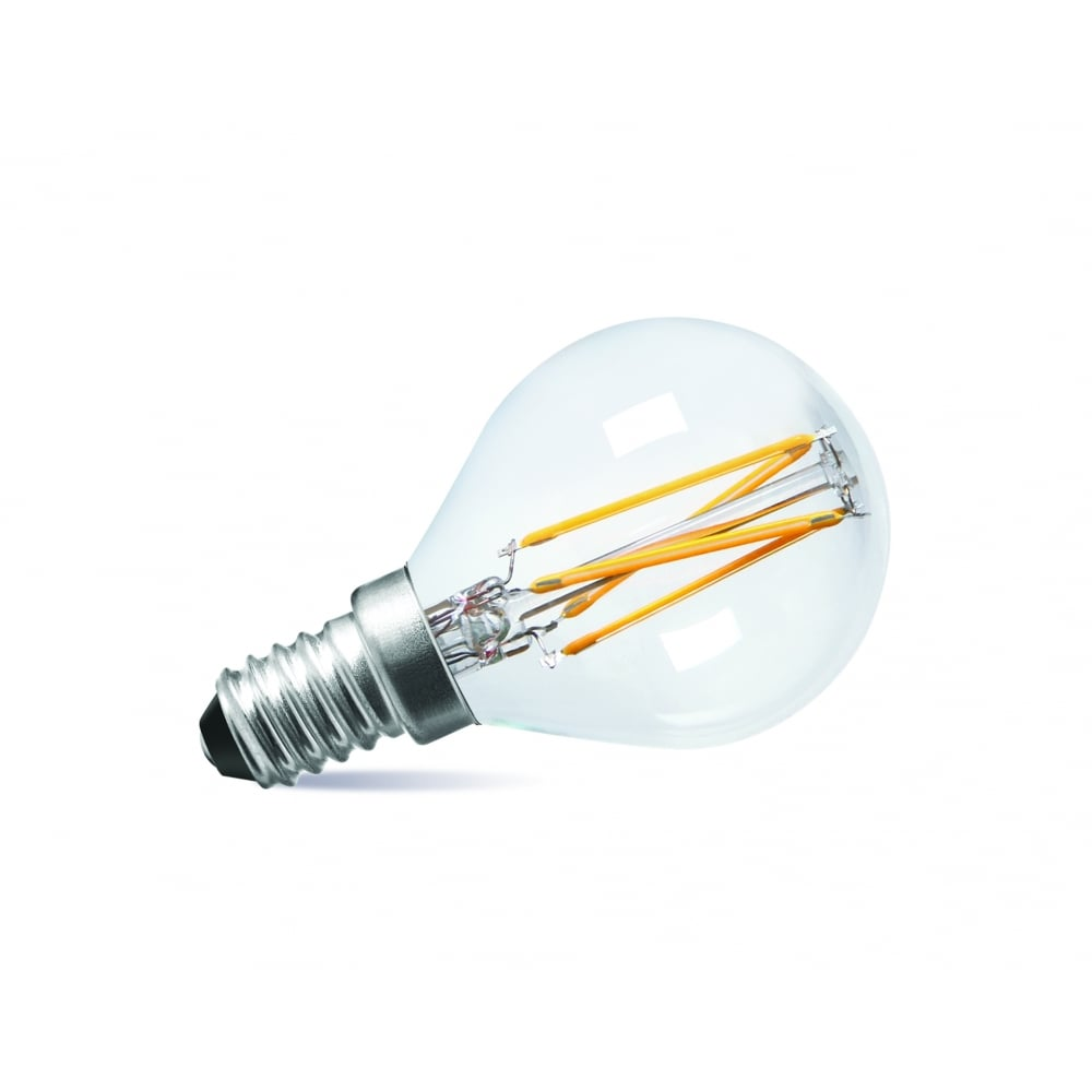 Led E 14 Led Golf Ball Bulb 3 5 Watt Ses 320 Lumens Dimmable