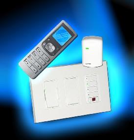 Leviton's Vizia ™ System Integrates Z-Wave Technology