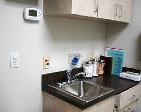 Nashville Nonprofit Health Clinic Saves Energy, Reduces Costs with Square D® Wall Switch Occupancy Sensors
