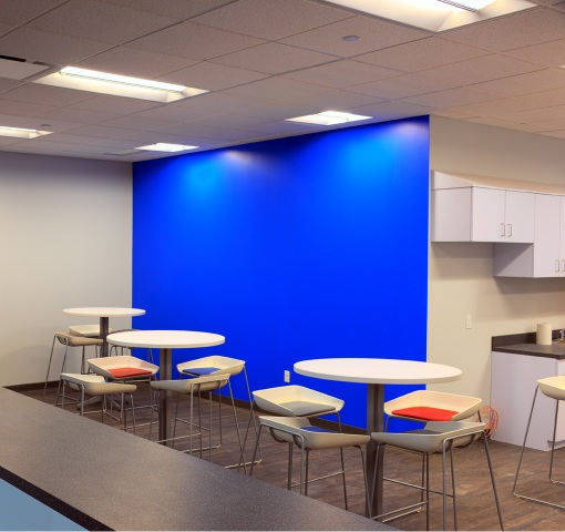 Cree and Cisco prove lighting enables IoT  a look at the first digital ceiling projectmindSHIFT Break Room