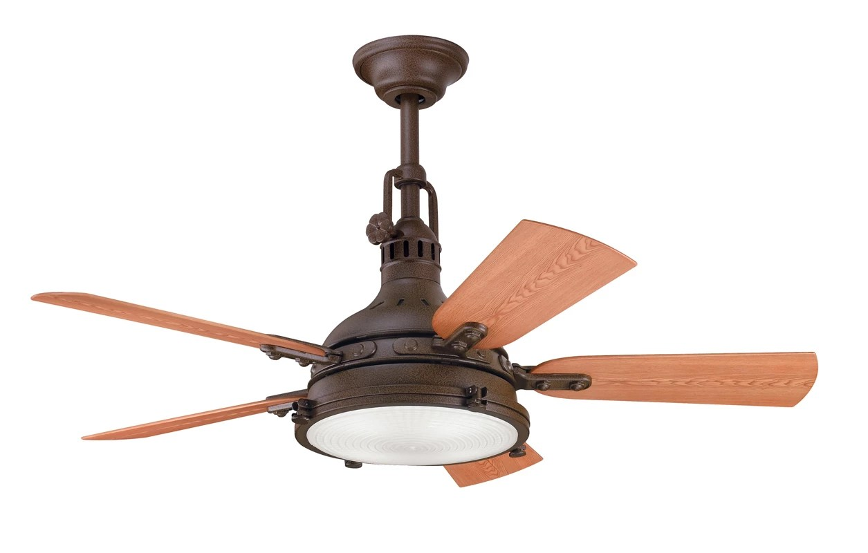 Cool Ceiling Fans For Sale Kichler 310101tzp Tannery Bronze Powder Coat 44 Quot Outdoor
