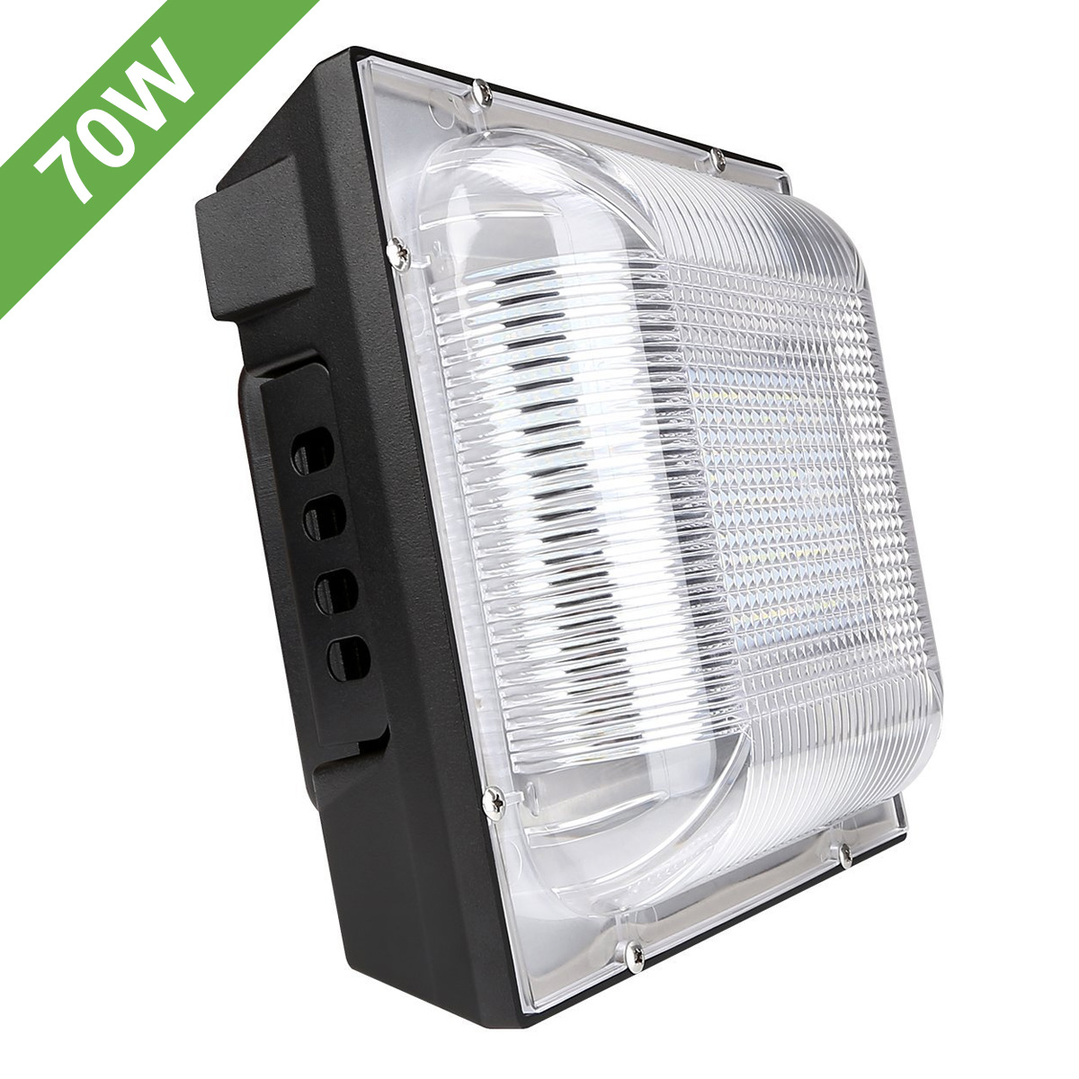 Lighting Ever Top Quality Led Fixtures 70w Led Canopy Light Fixtures Outdoor 400w Hps Equivalent