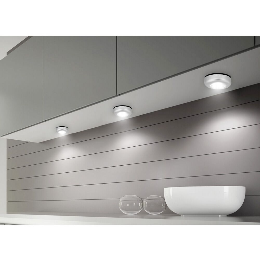 Led Unterbauleuchte Rund Batterie Lighting Ever Top Quality Led Fixtures