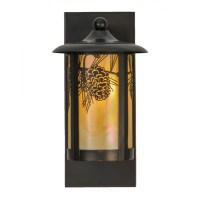 150578 Pine Cone Solid Wall Sconce Meyda Lighting ...