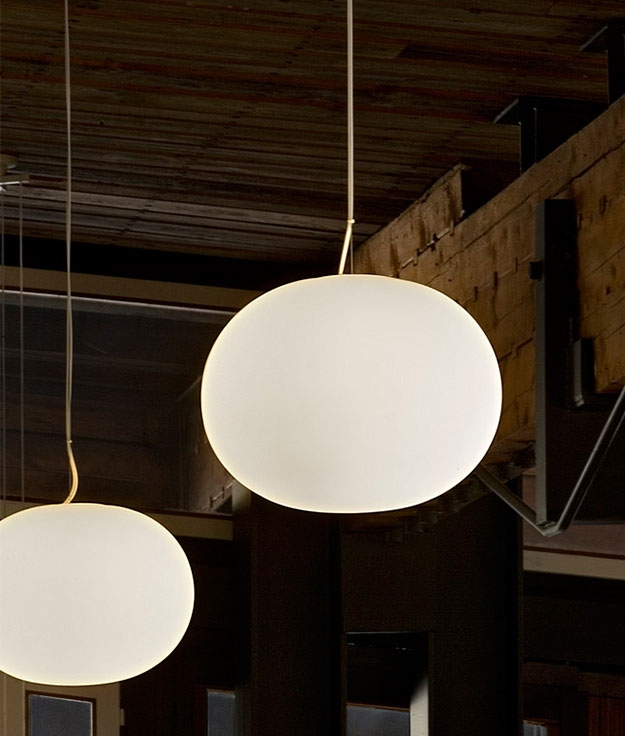 Gu10 Lamp Glo-ball S2 Pendant Light By Flos
