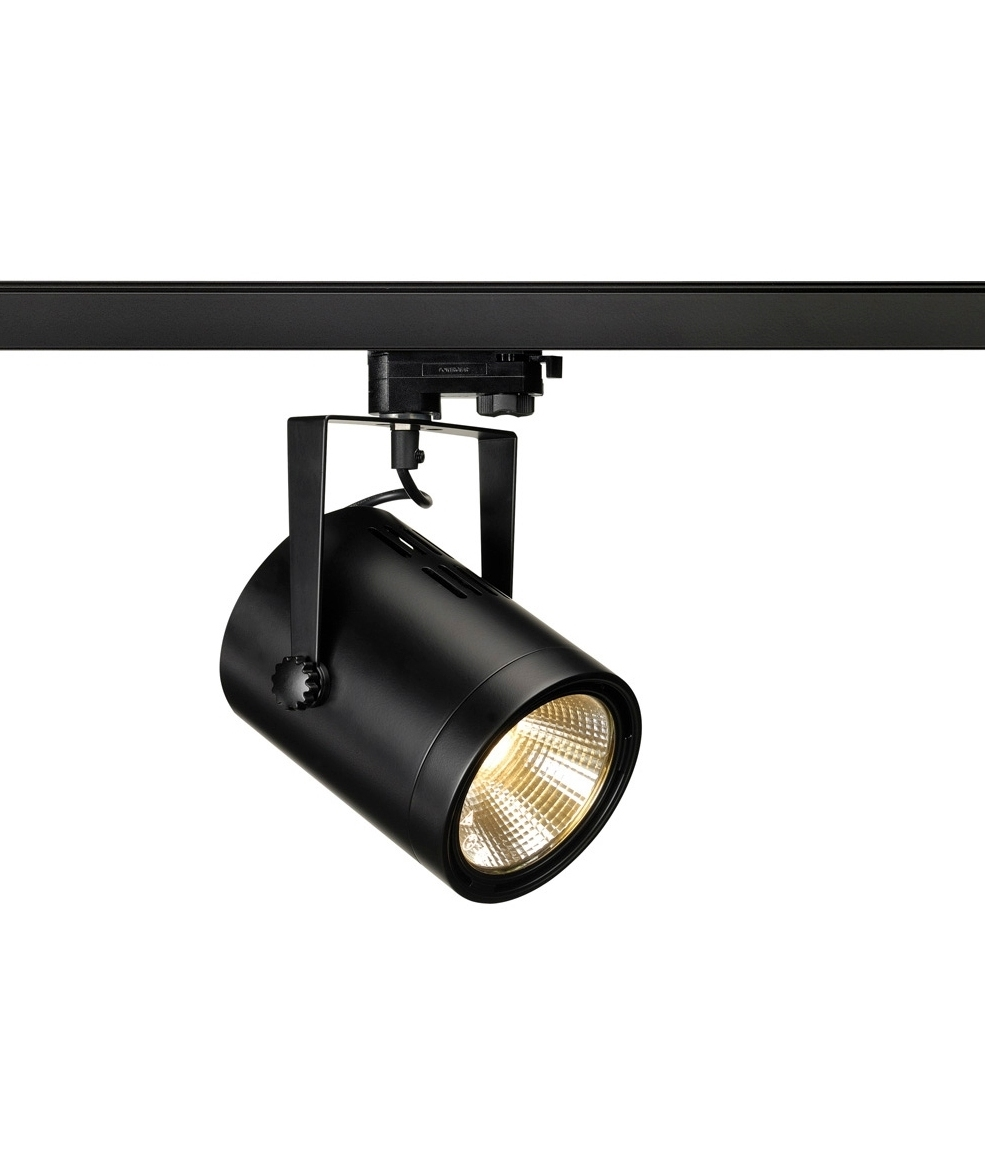 36º Beam Angle Tubular Led Spot For 3 Circuit Track - Spot Led Video