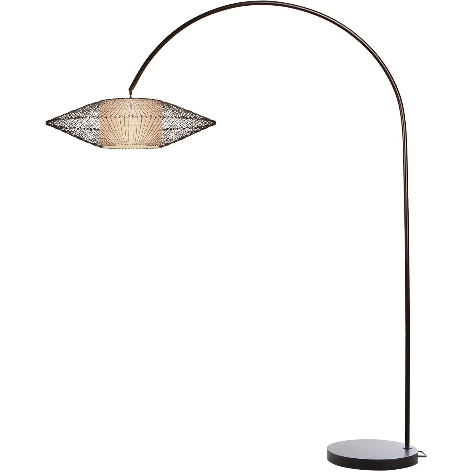 Small Arc Floor Lamp Kai Arc Floor Lamp By Hive Laki 2878