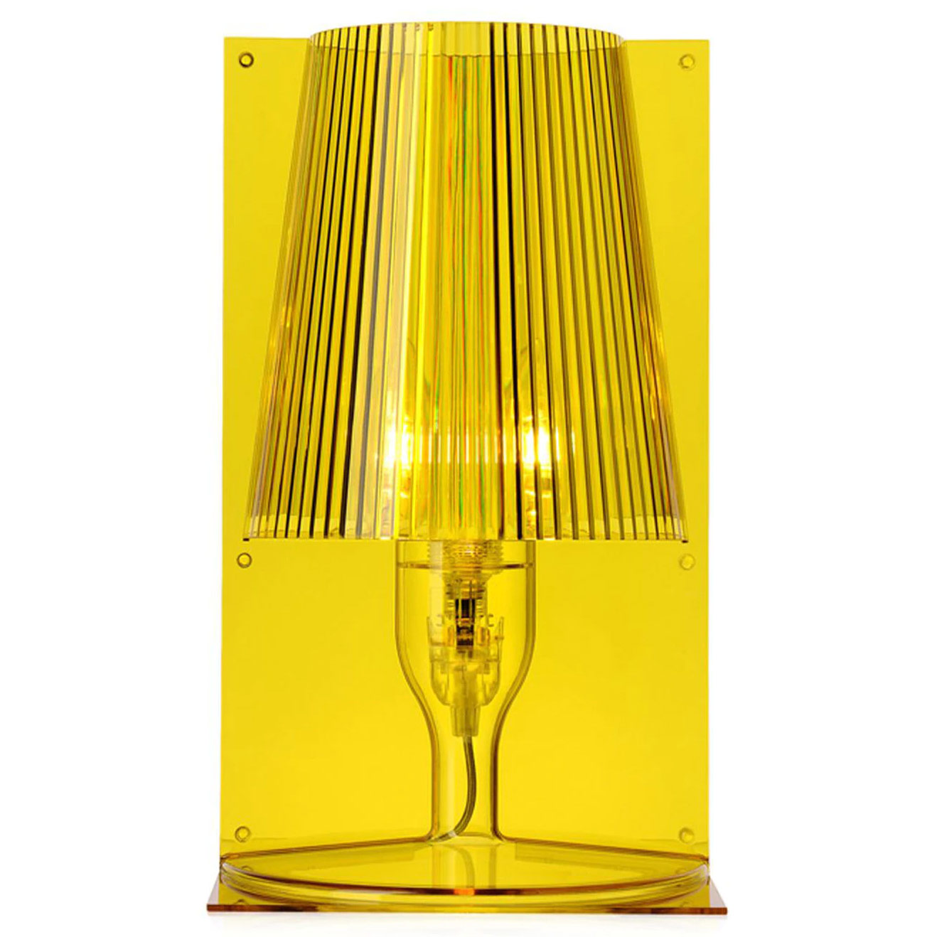 Lamp Kartell Take Table Lamp By Kartell U9050 Q6