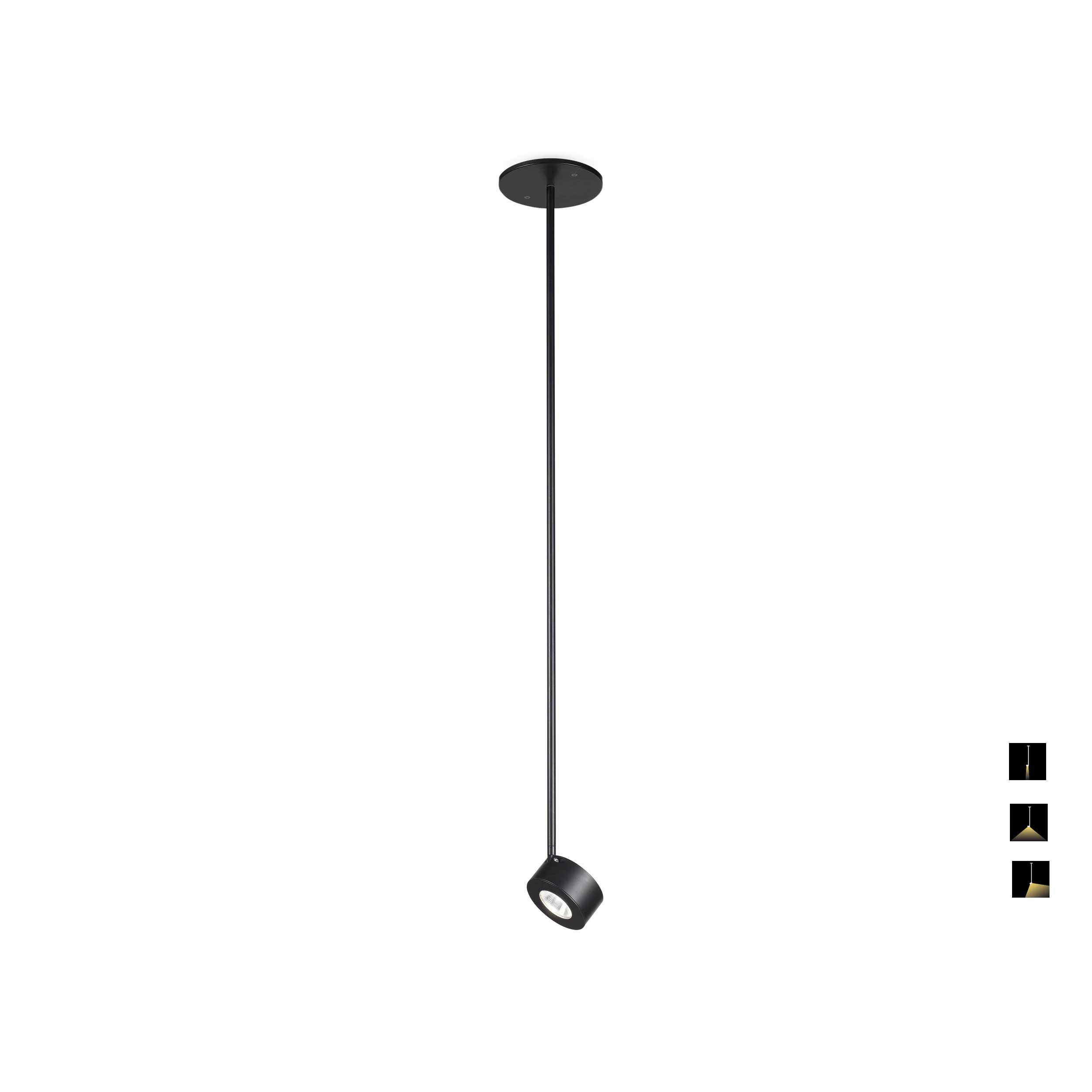 Spot Led Favilla Adjustable Spot Pendant By Axo Light K21051041125