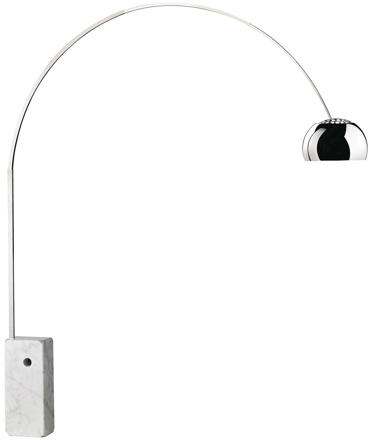 Lampadaire Arco Flos Arco Floor Lamp By Flos Lighting | Fu030000