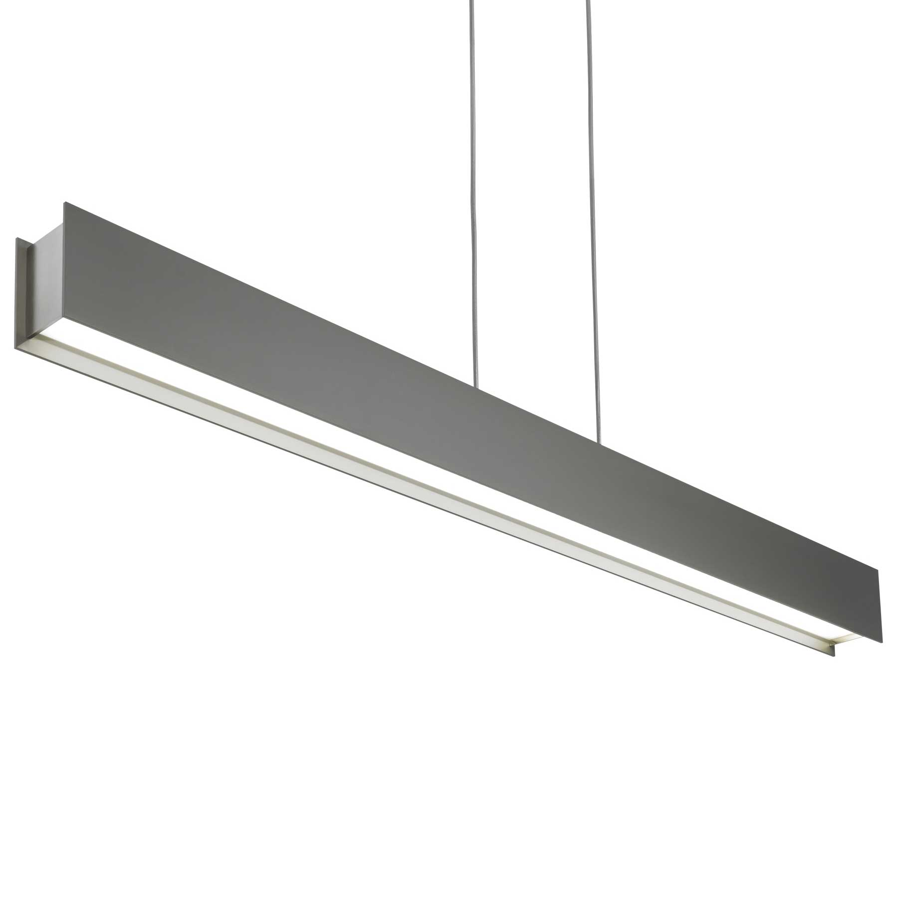 Wac Led Track Lighting Fixtures Vandor Linear Suspension By Tech Lighting | 700lsvanys-led830