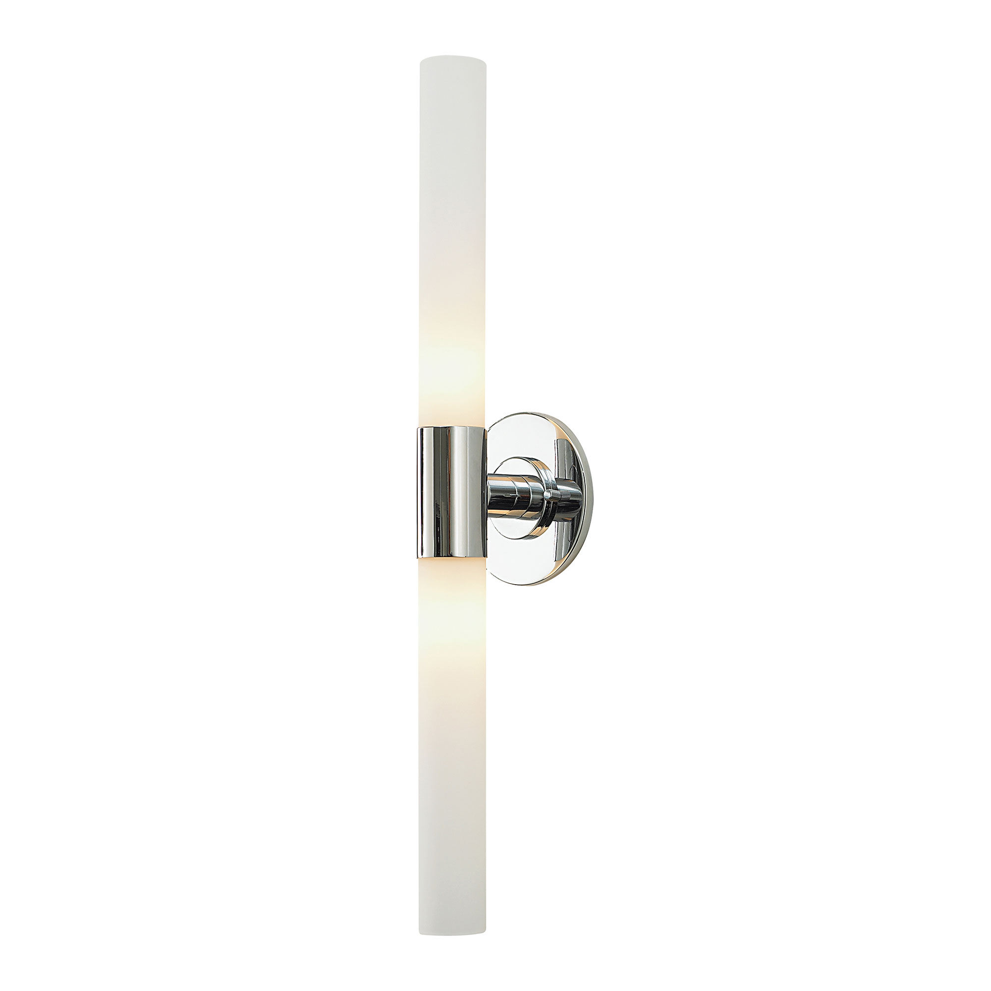 Long Wall Lamp Long Double Cylinder Bath Vanity Light By Alico Industries