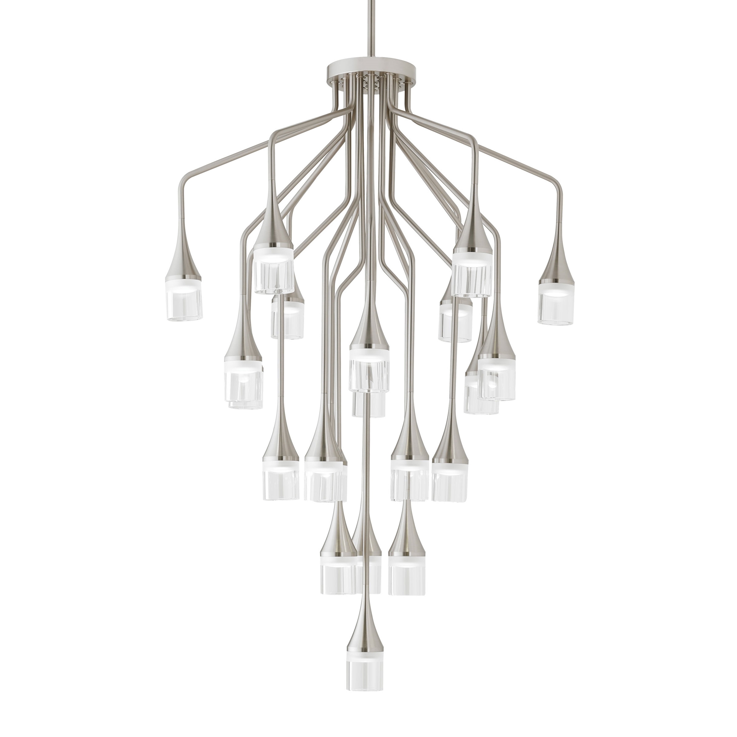 Suspension Chandelier Patrona Suspension By Tech Lighting 700ptnacs Led930
