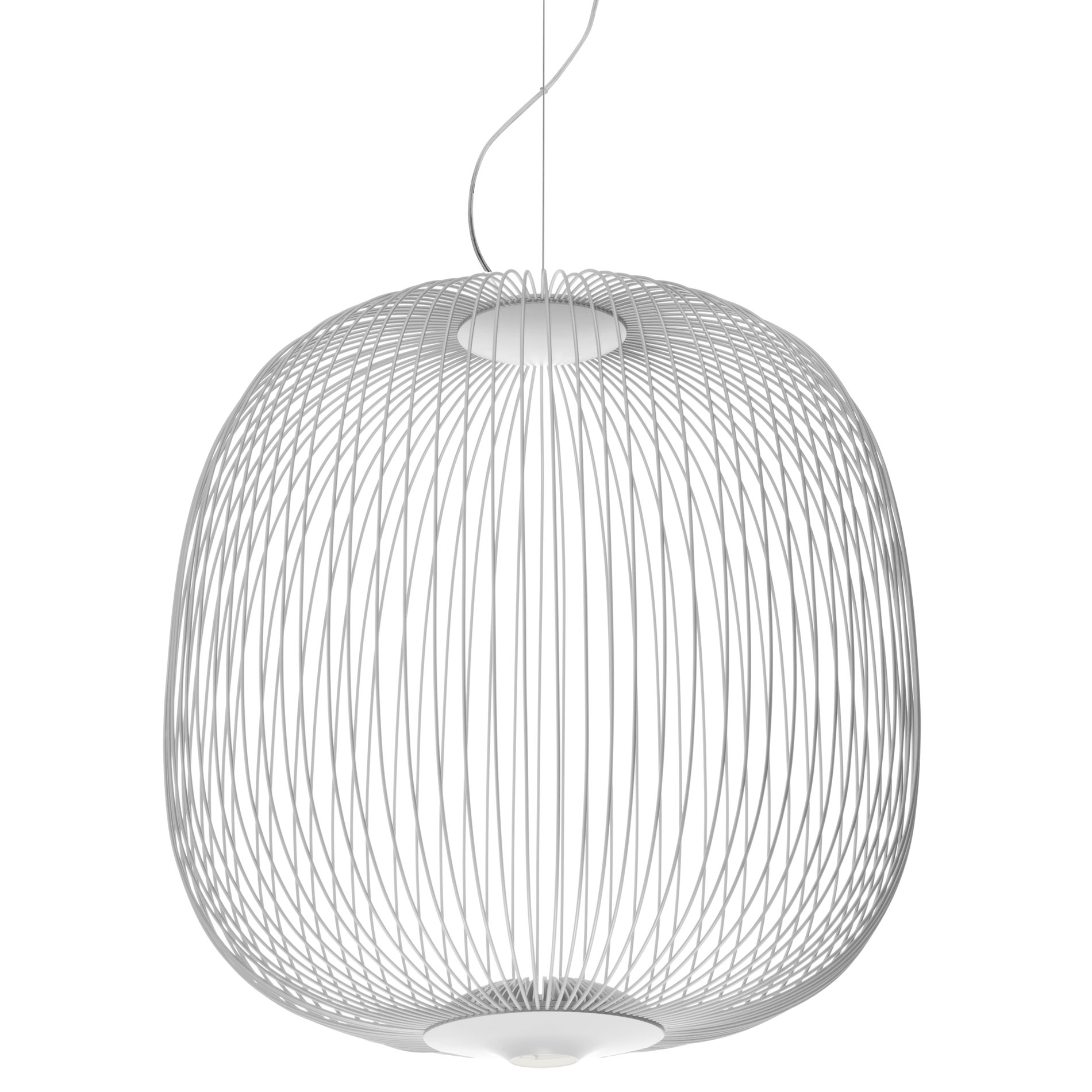 Foscarini Lights Spokes 2 Large Pendant By Foscarini 2640172 10 Ul