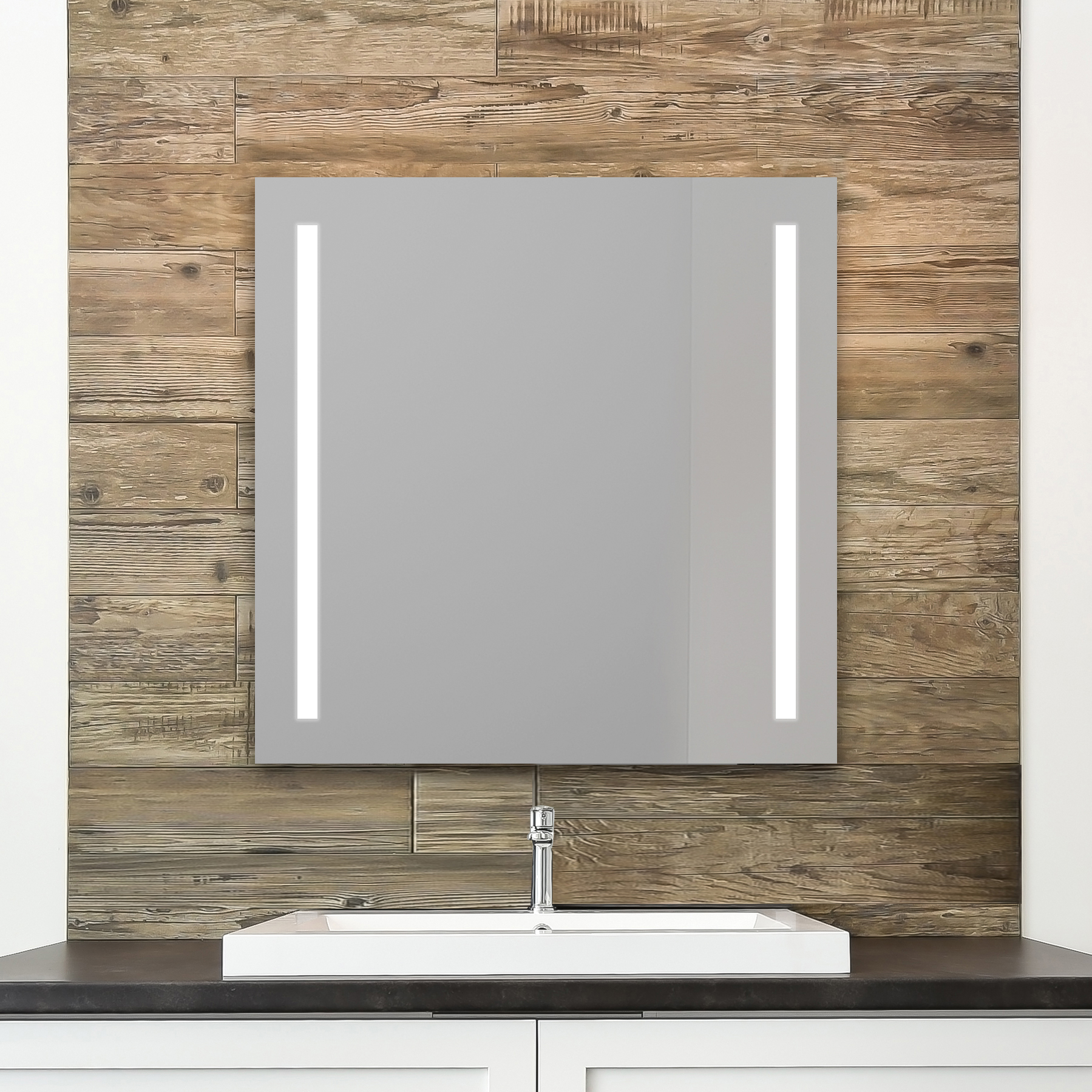 Charisma Lighted Mirror By Cordova Mirrors Cha3636